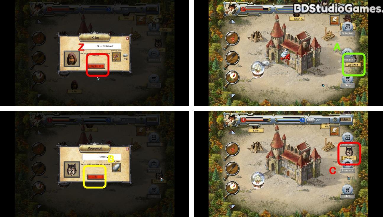 Castle Secrets: Between Day And Night Walkthrough Screenshot 0058