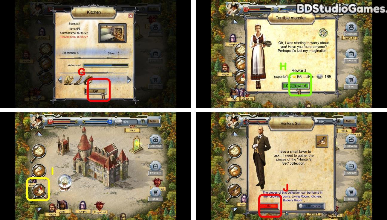Castle Secrets: Between Day And Night Walkthrough Screenshot 0123