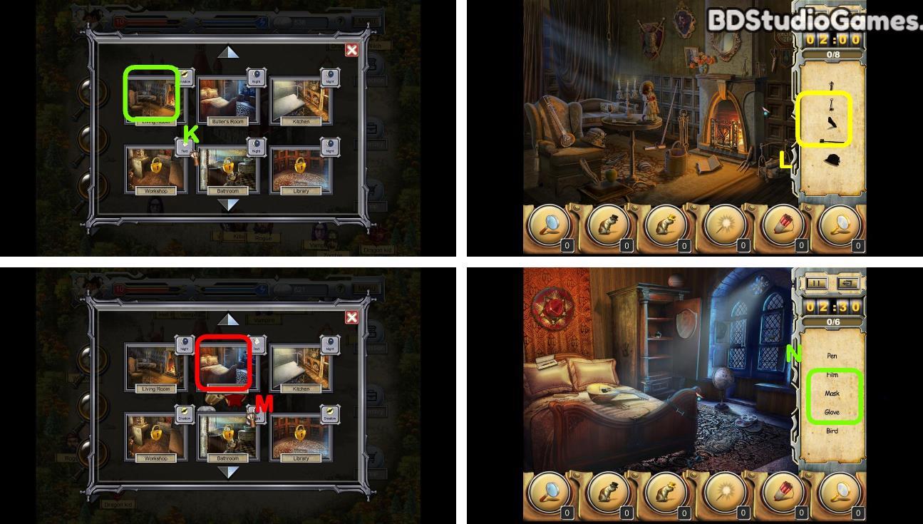 Castle Secrets: Between Day And Night Walkthrough Screenshot 0124