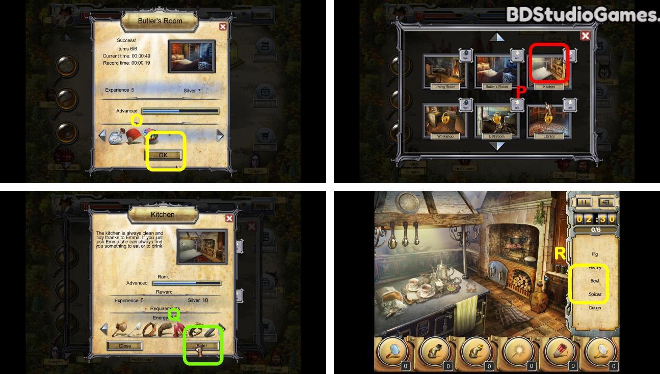 Castle Secrets: Between Day And Night Walkthrough Screenshot 0125