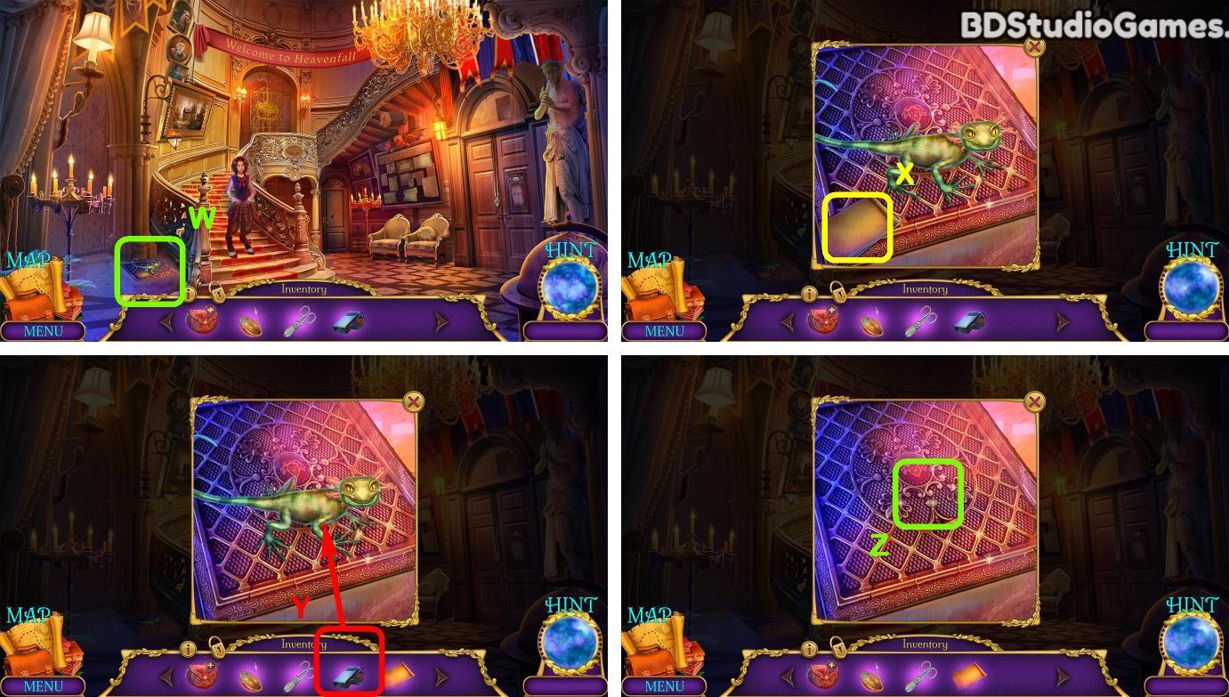 Chimeras: Heavenfall Secrets Walkthrough Screenshot 0003