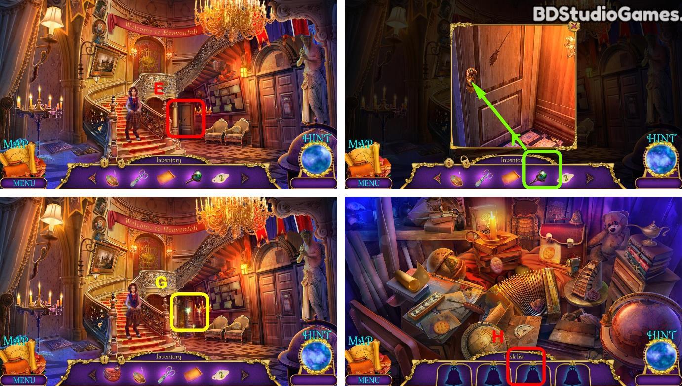 Chimeras: Heavenfall Secrets Walkthrough Screenshot 0005
