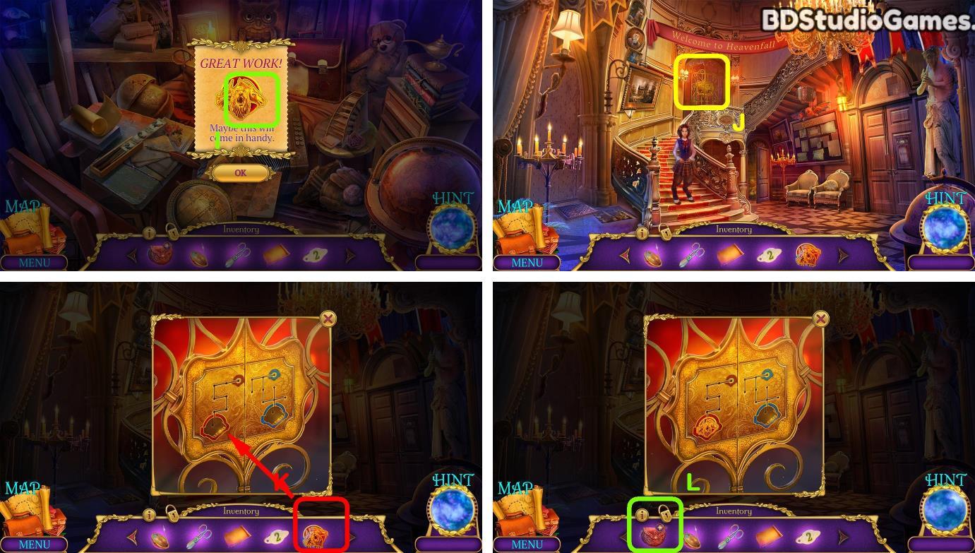 Chimeras: Heavenfall Secrets Walkthrough Screenshot 0006