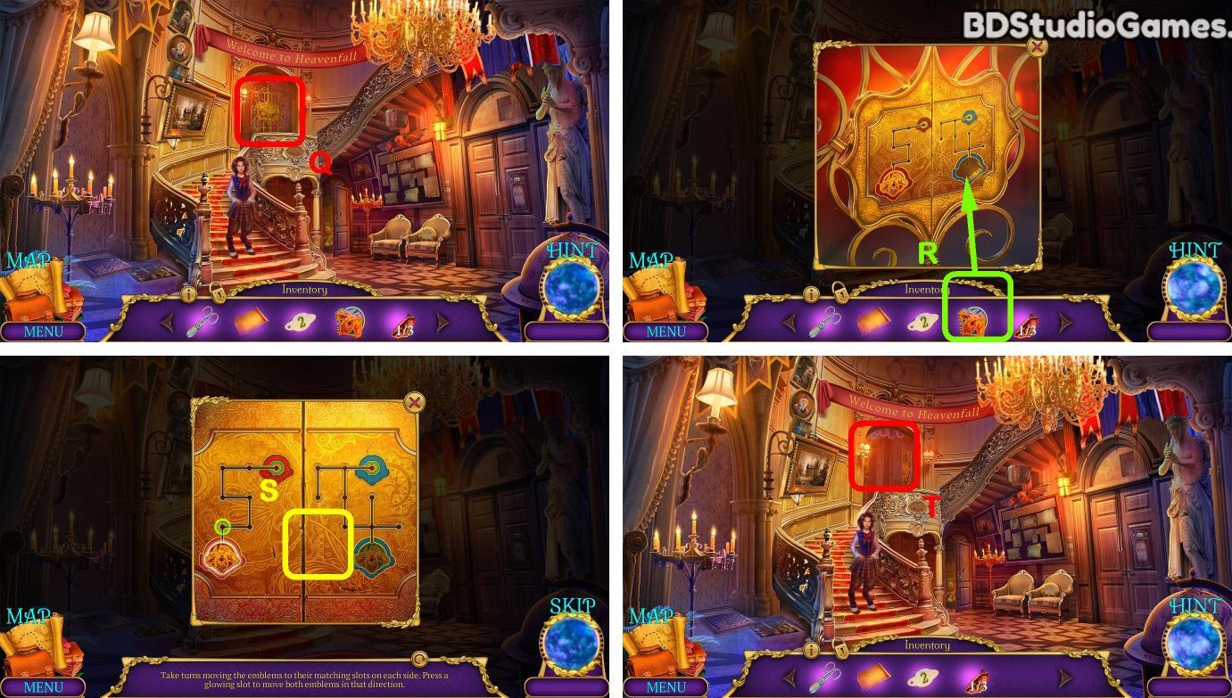 Chimeras: Heavenfall Secrets Walkthrough Screenshot 0008
