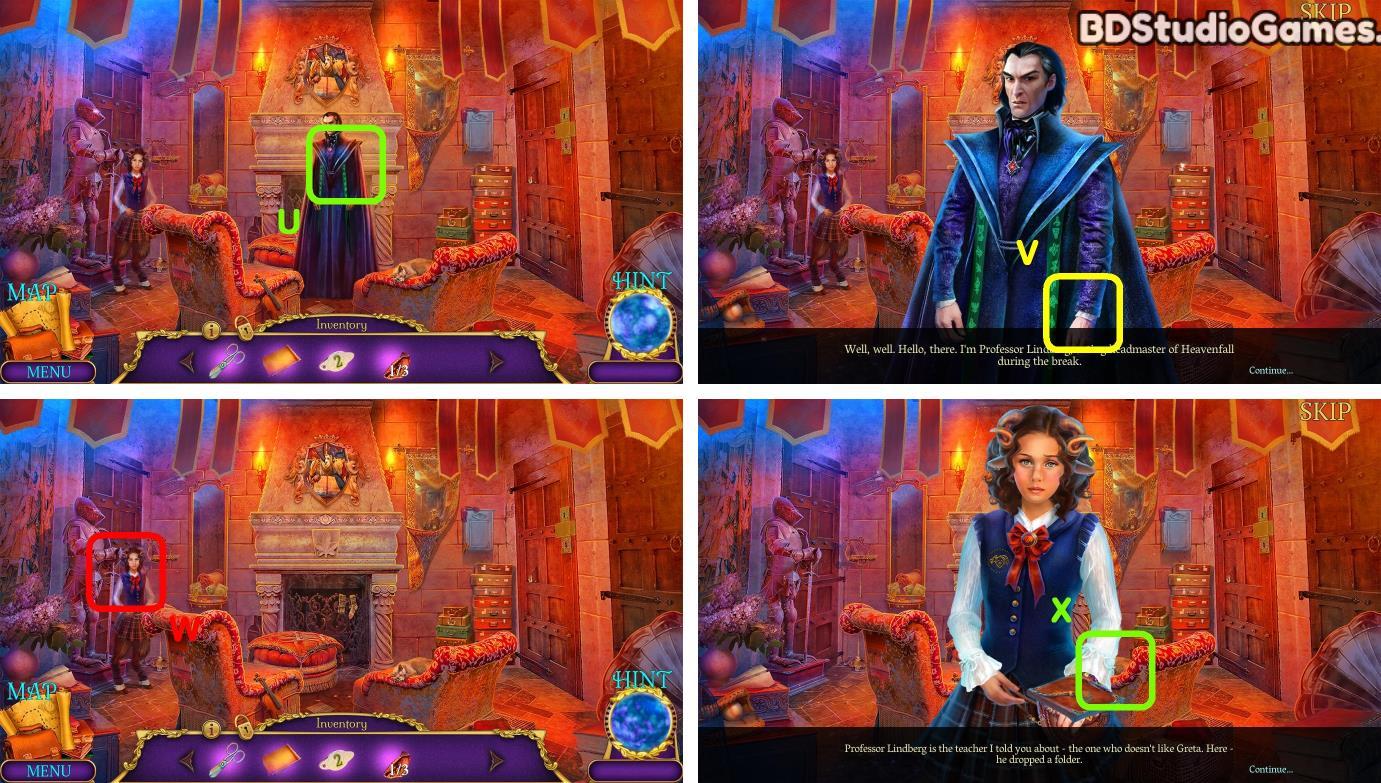 Chimeras: Heavenfall Secrets Walkthrough Screenshot 0009