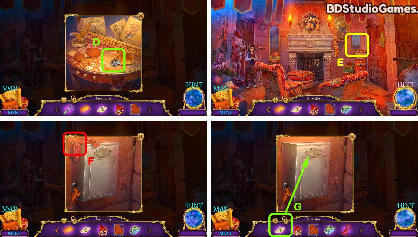 Chimeras: Heavenfall Secrets Walkthrough Screenshot 0011