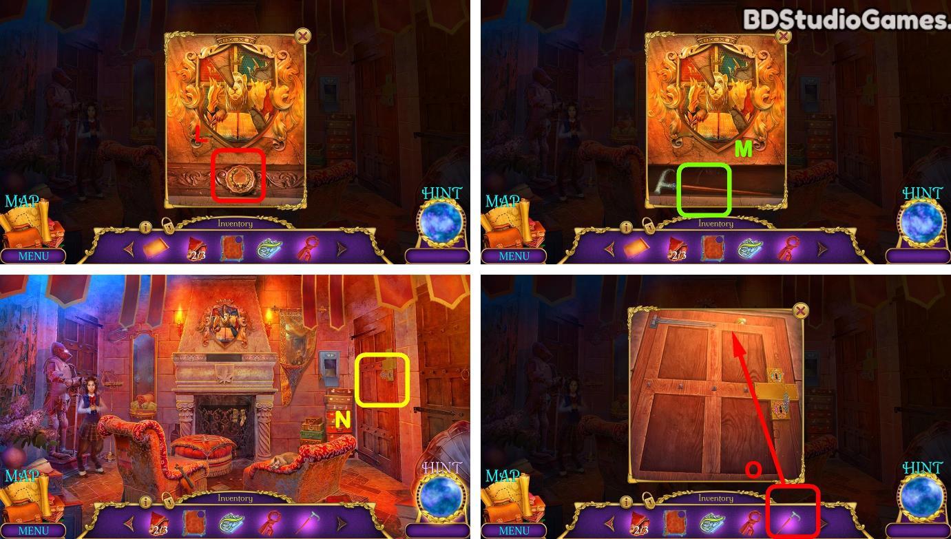 Chimeras: Heavenfall Secrets Walkthrough Screenshot 0013