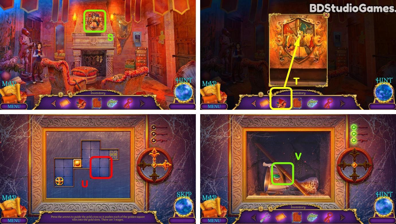 Chimeras: Heavenfall Secrets Walkthrough Screenshot 0015