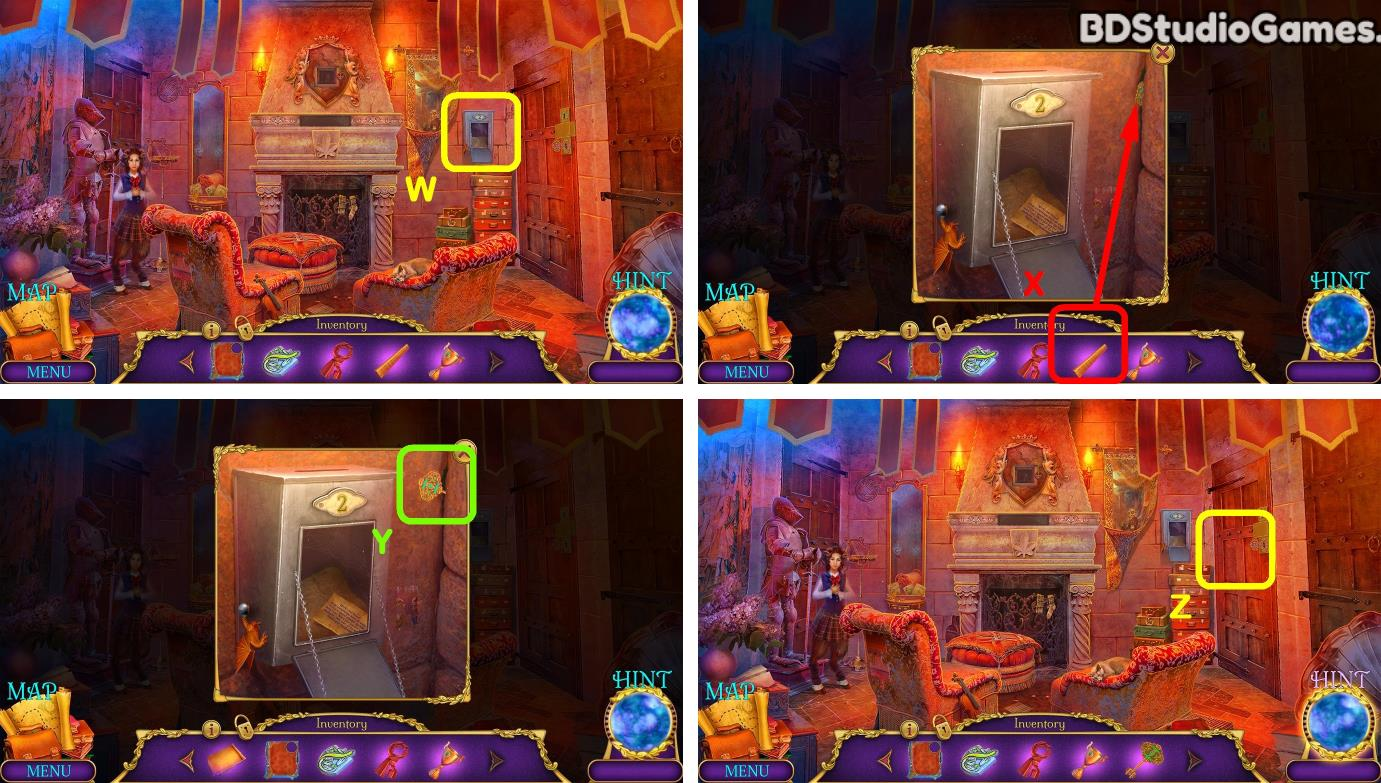 Chimeras: Heavenfall Secrets Walkthrough Screenshot 0016