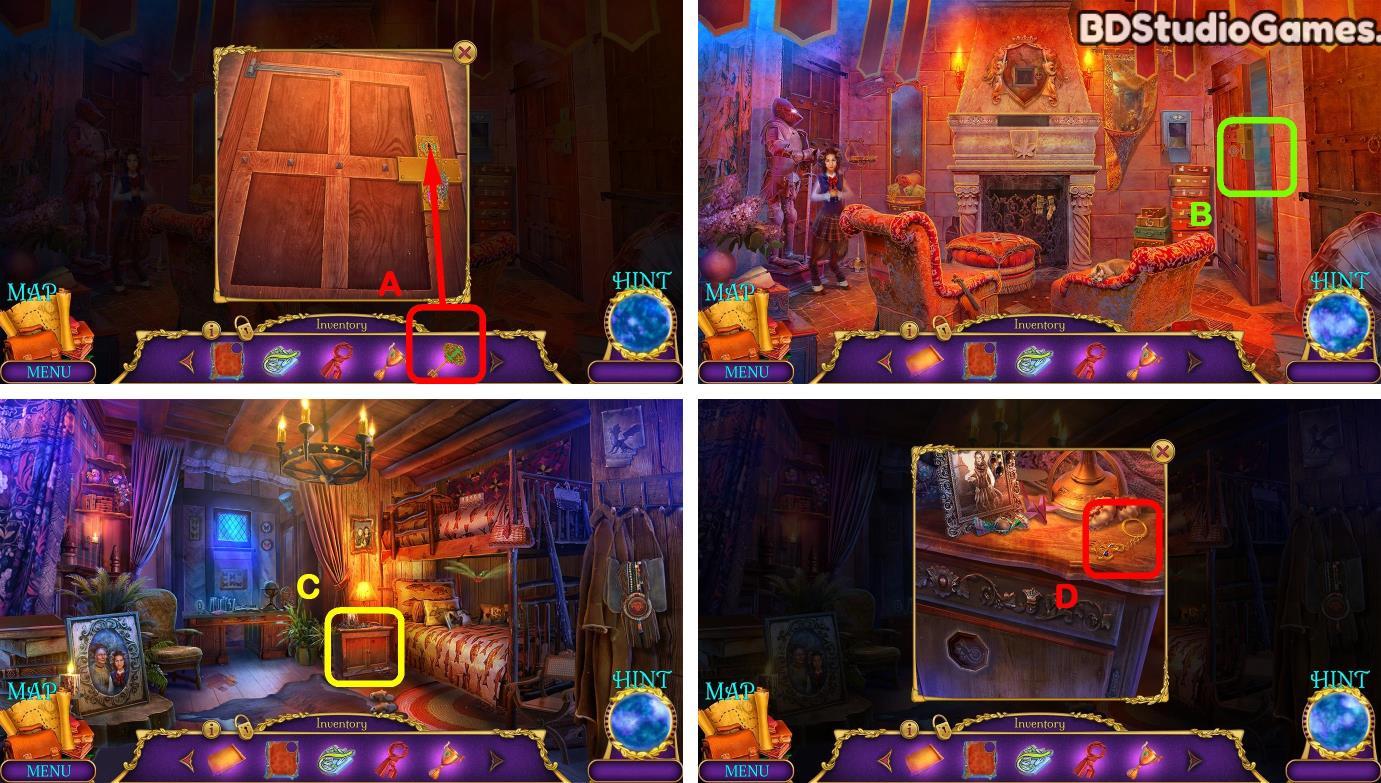 Chimeras: Heavenfall Secrets Walkthrough Screenshot 0017