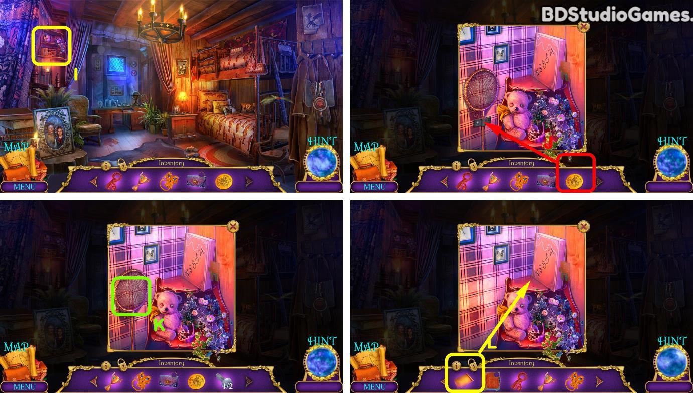 Chimeras: Heavenfall Secrets Walkthrough Screenshot 0019