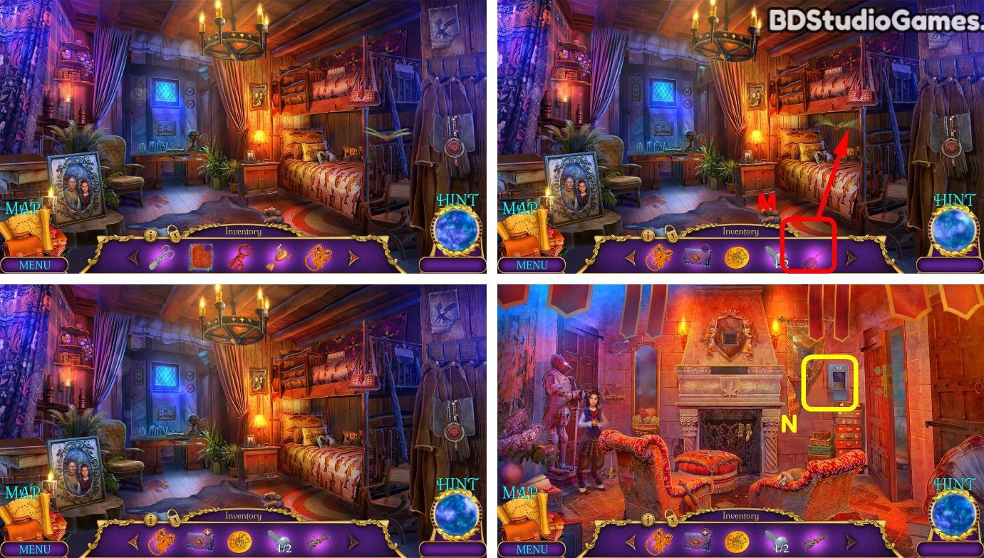 Chimeras: Heavenfall Secrets Walkthrough Screenshot 0020