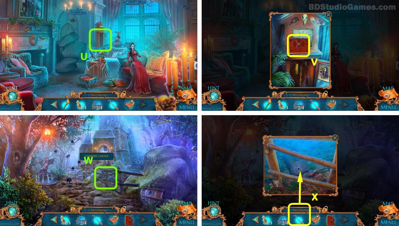 Chimeras: New Rebellion Collector's Edition Walkthrough Screenshot