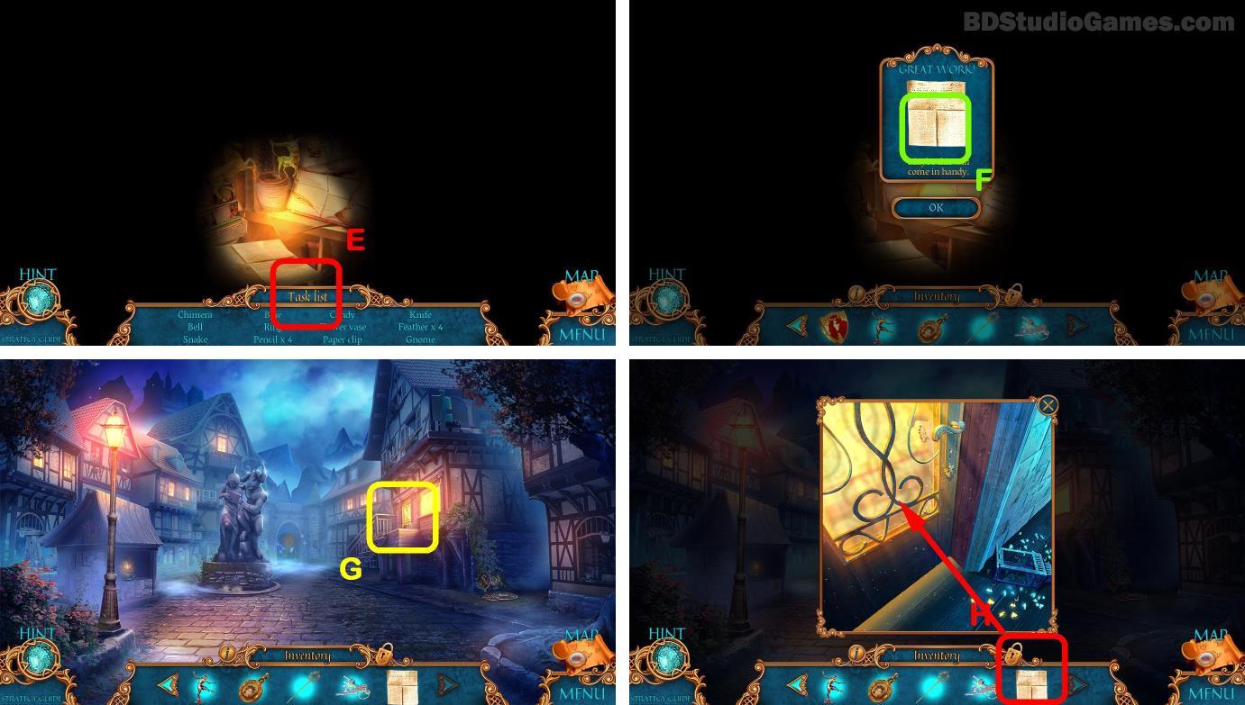 Chimeras: New Rebellion Walkthrough Screenshot
