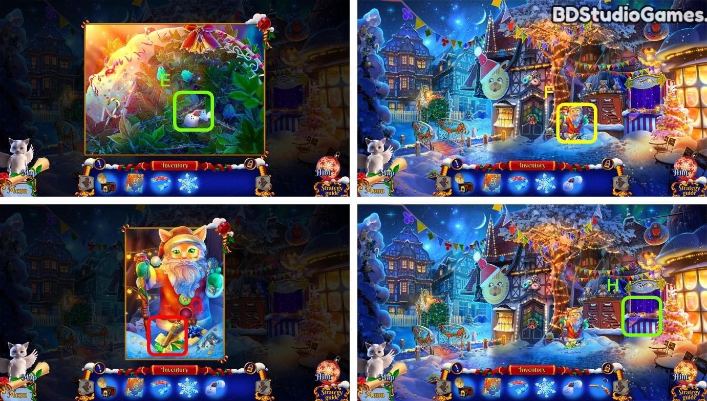 Christmas Stories: Alice's Adventures Bonus Chapter Walkthrough Screenshot 0016