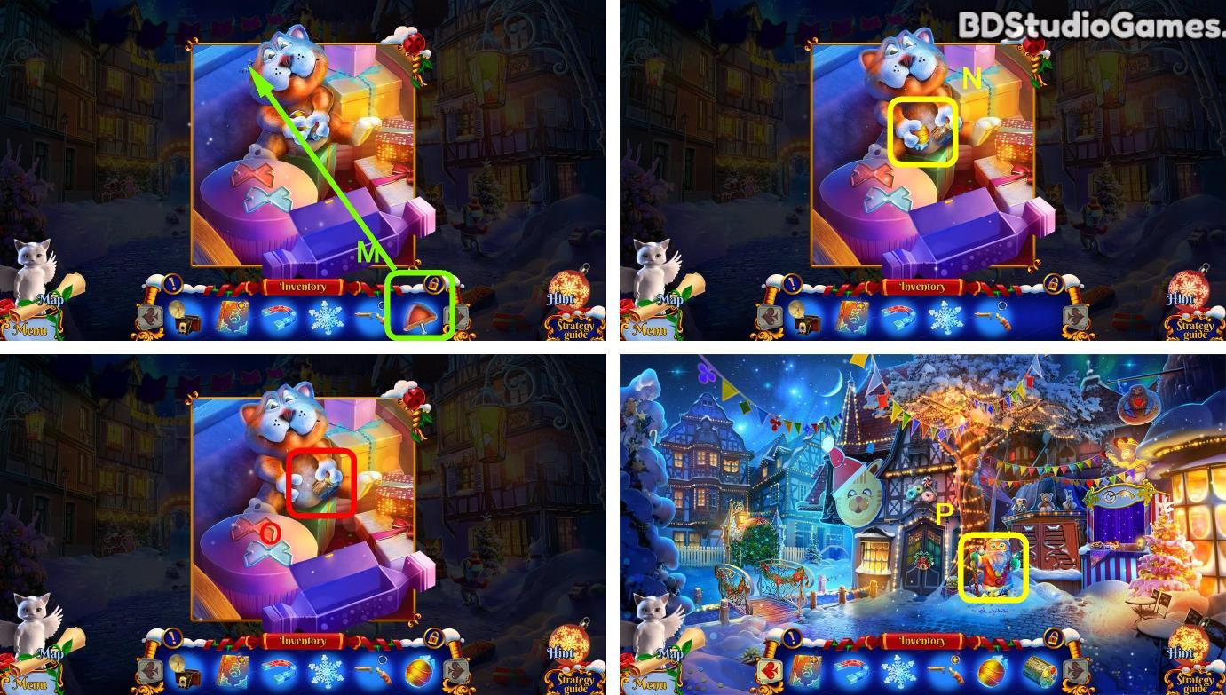 Christmas Stories: Alice's Adventures Bonus Chapter Walkthrough Screenshot 0018