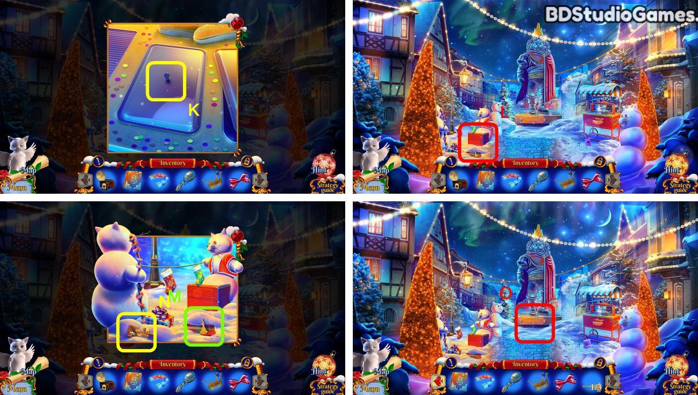Christmas Stories: Alice's Adventures Bonus Chapter Walkthrough Screenshot 0024