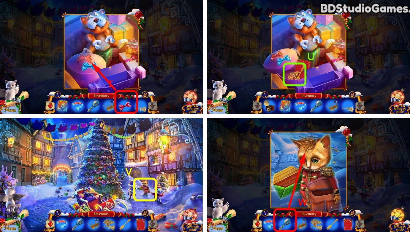 Christmas Stories: Alice's Adventures Bonus Chapter Walkthrough Screenshot 0026