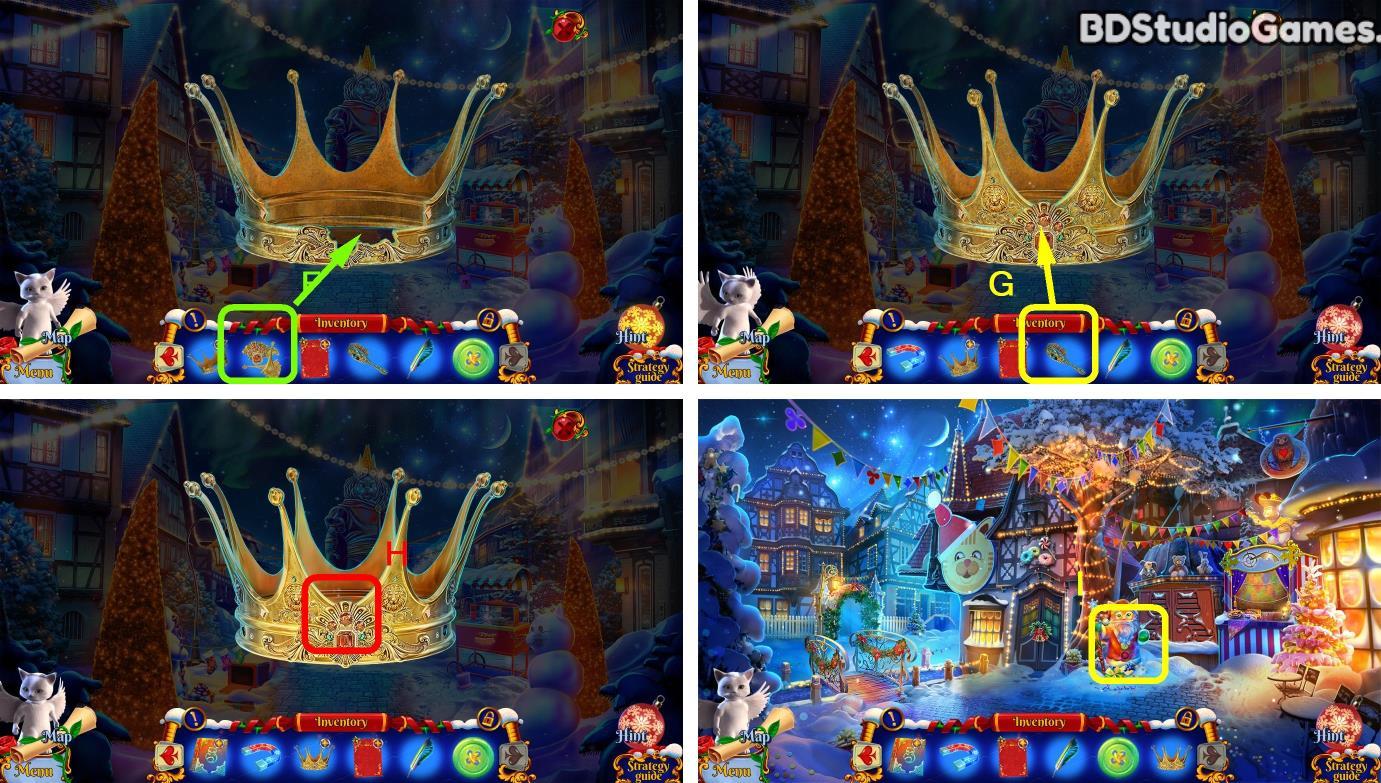 Christmas Stories: Alice's Adventures Bonus Chapter Walkthrough Screenshot 0029