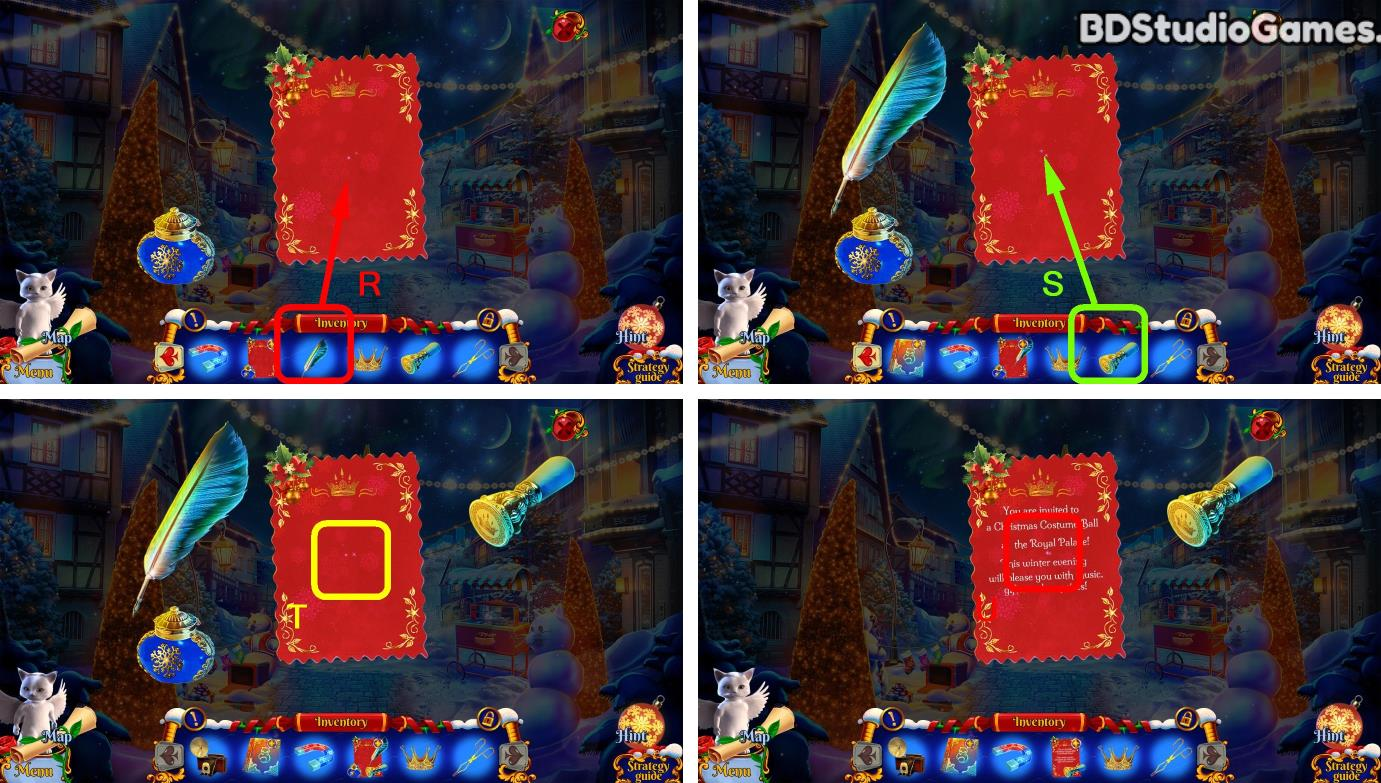 Christmas Stories: Alice's Adventures Bonus Chapter Walkthrough Screenshot 0032