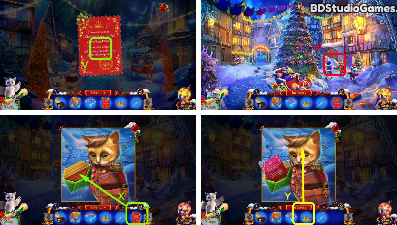 Christmas Stories: Alice's Adventures Bonus Chapter Walkthrough Screenshot 0033