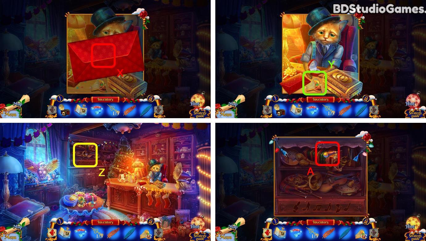 Christmas Stories: Alice's Adventures Bonus Chapter Walkthrough Screenshot 0040
