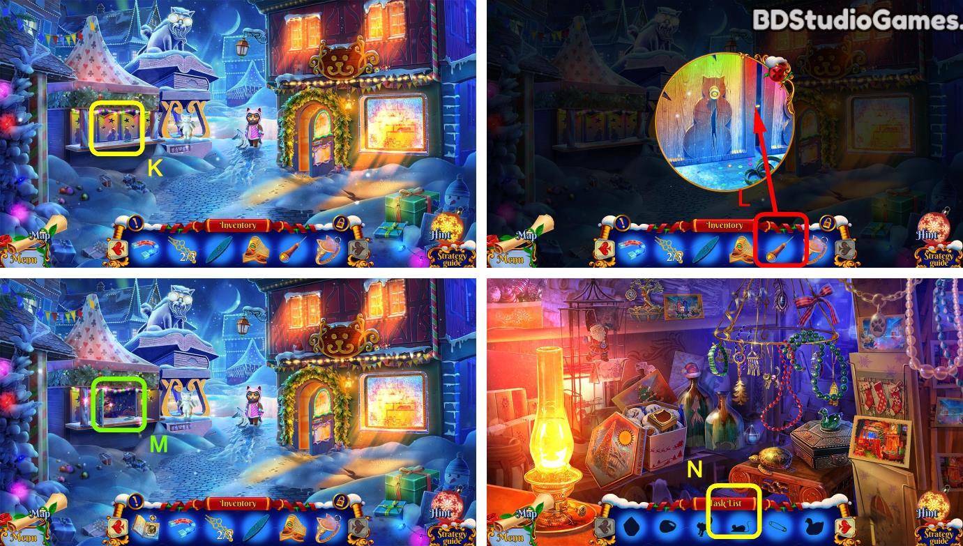 Christmas Stories: Alice's Adventures Bonus Chapter Walkthrough Screenshot 0043