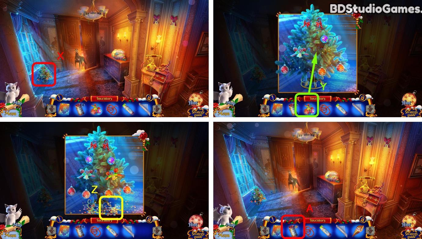 Christmas Stories: Alice's Adventures Bonus Chapter Walkthrough Screenshot 0077
