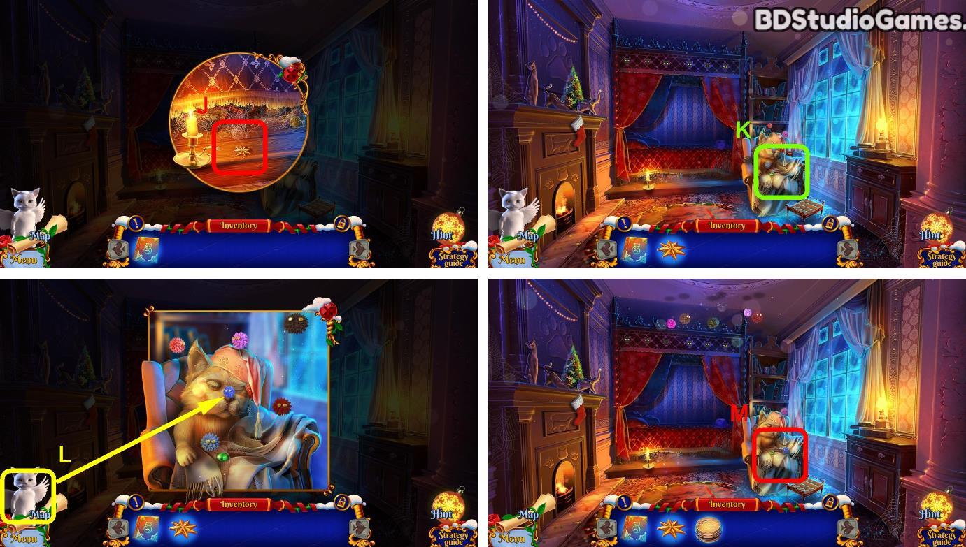 Christmas Stories: Alice's Adventures Bonus Chapter Walkthrough Screenshot 0080