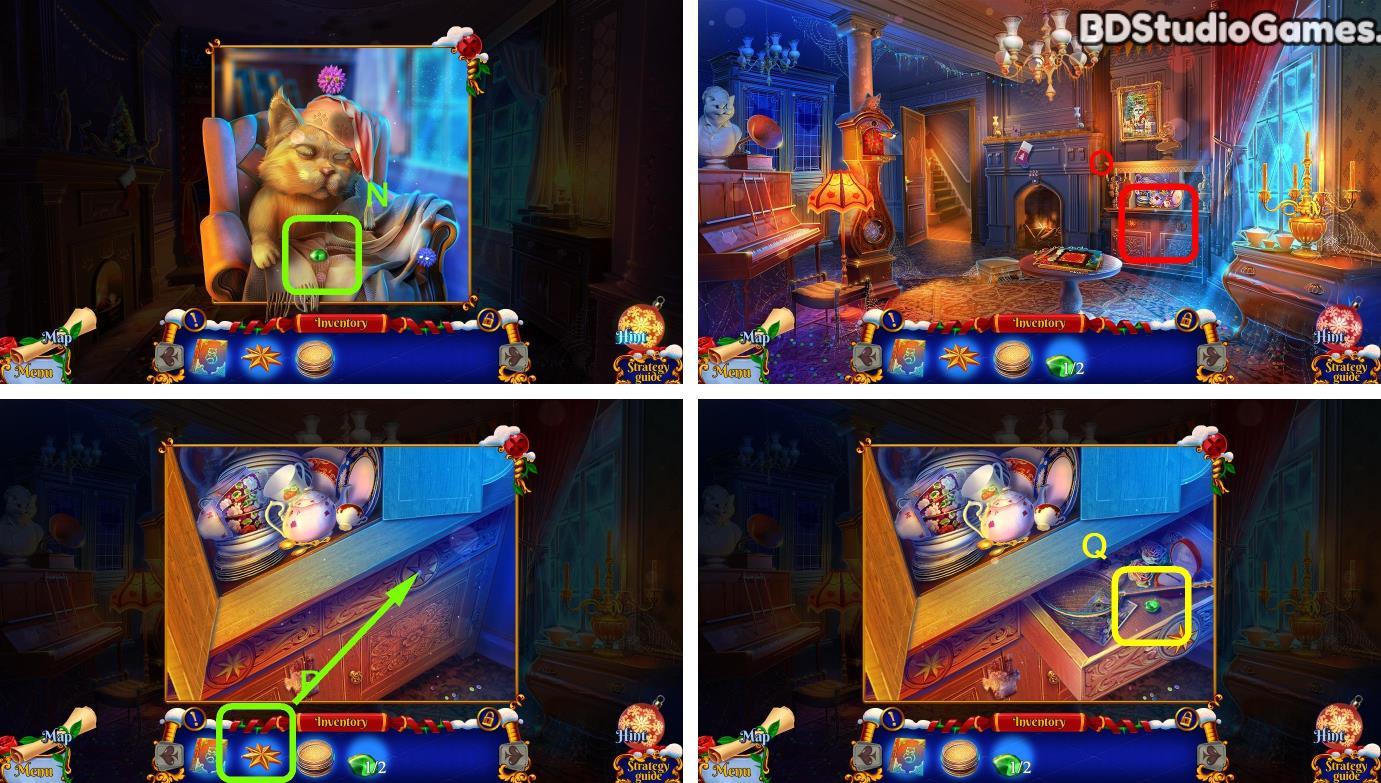 Christmas Stories: Alice's Adventures Bonus Chapter Walkthrough Screenshot 0081