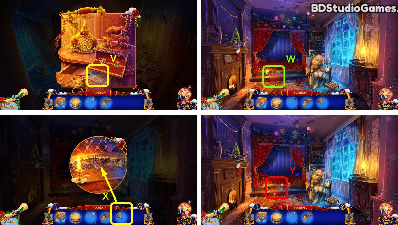 Christmas Stories: Alice's Adventures Bonus Chapter Walkthrough Screenshot 0083