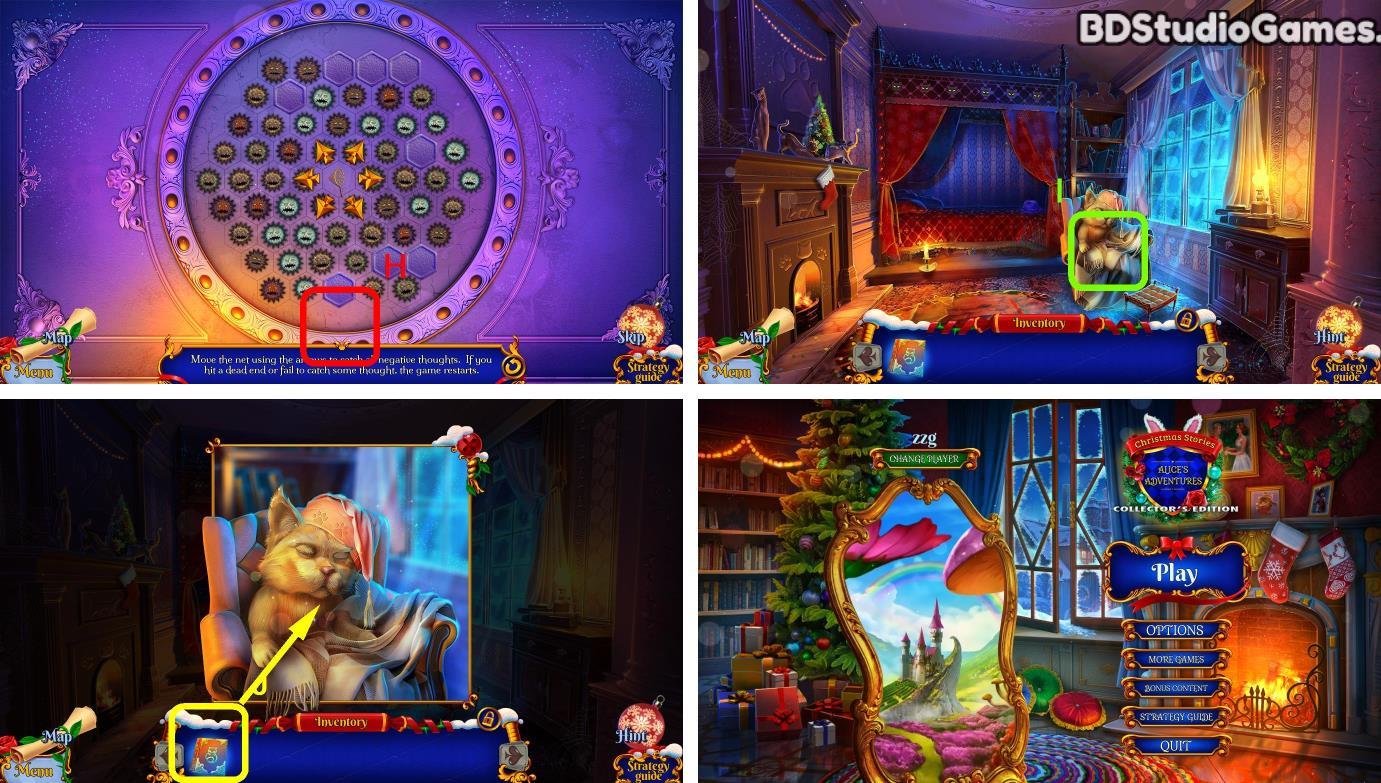 Christmas Stories: Alice's Adventures Bonus Chapter Walkthrough Screenshot 0086