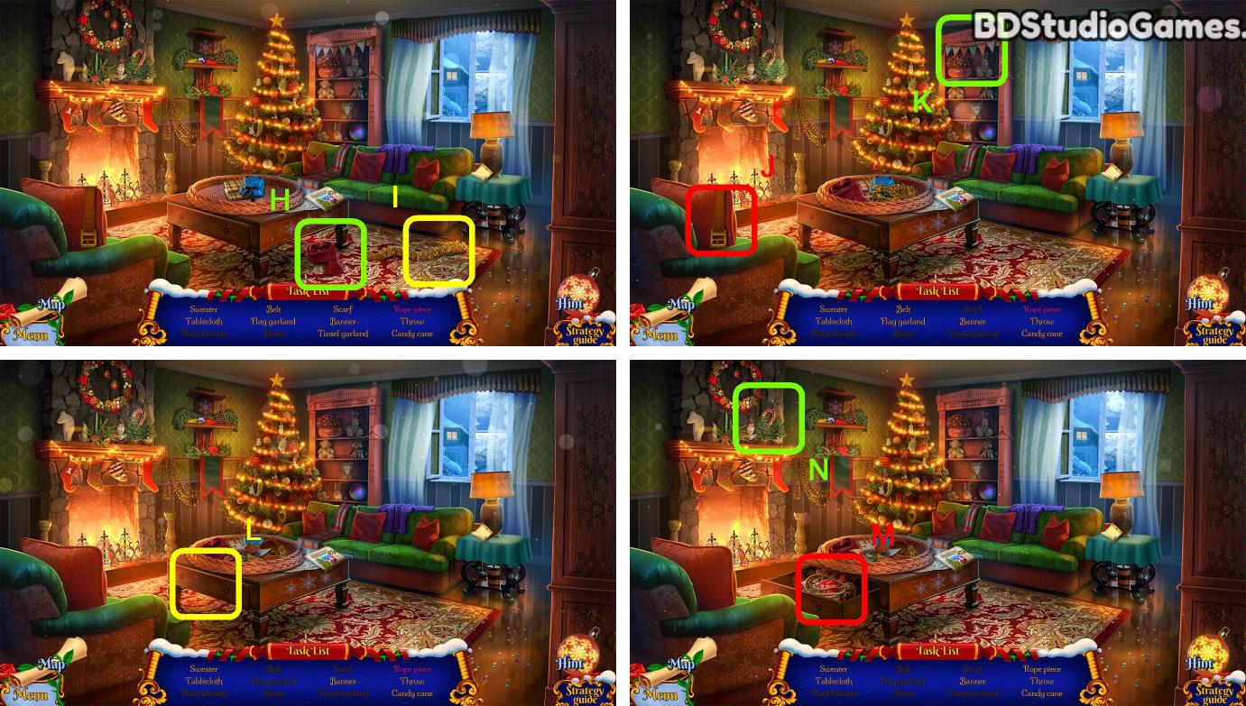 Christmas Stories: Alice's Adventures Walkthrough Screenshot 0002