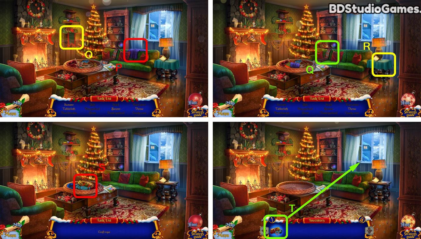 Christmas Stories: Alice's Adventures Walkthrough Screenshot 0003