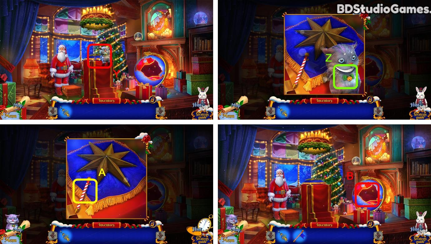 Christmas Stories: Alice's Adventures Walkthrough Screenshot 0005