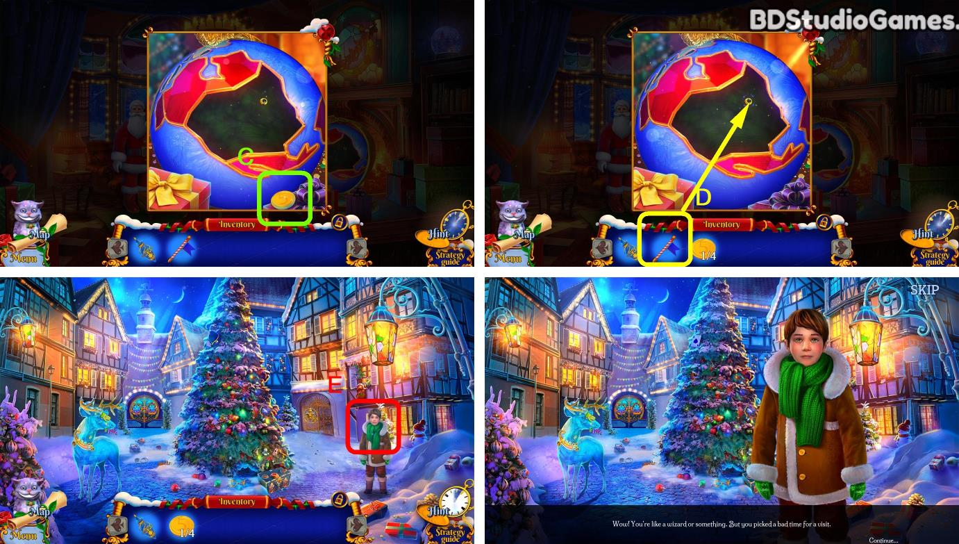 Christmas Stories: Alice's Adventures Walkthrough Screenshot 0006