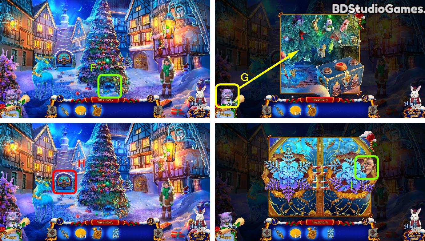 Christmas Stories: Alice's Adventures Walkthrough Screenshot 0007