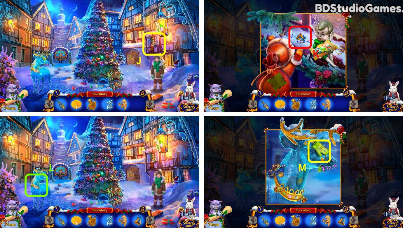 Christmas Stories: Alice's Adventures Walkthrough Screenshot 0008