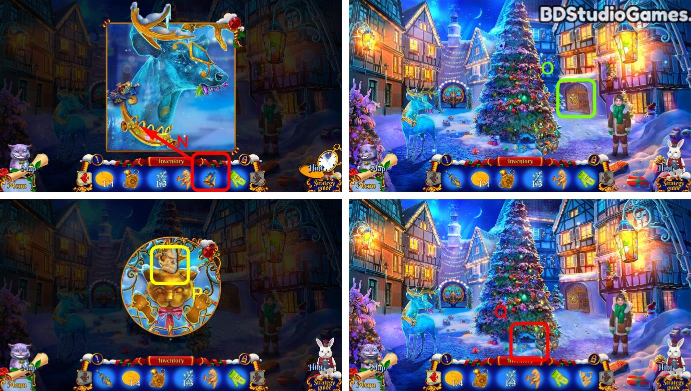 Christmas Stories: Alice's Adventures Walkthrough Screenshot 0009