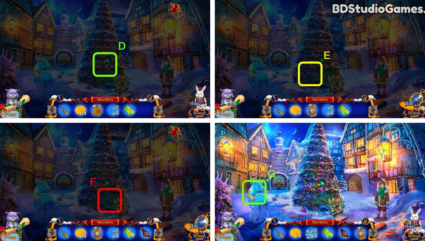 Christmas Stories: Alice's Adventures Walkthrough Screenshot 0013