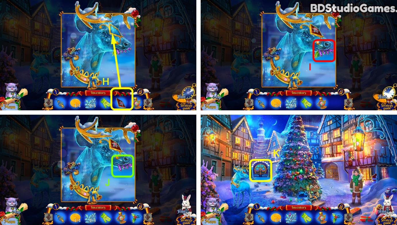 Christmas Stories: Alice's Adventures Walkthrough Screenshot 0014