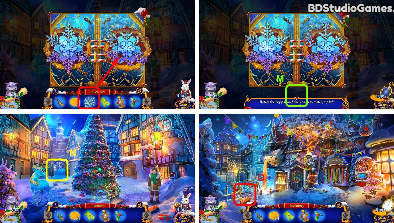 Christmas Stories: Alice's Adventures Walkthrough Screenshot 0015