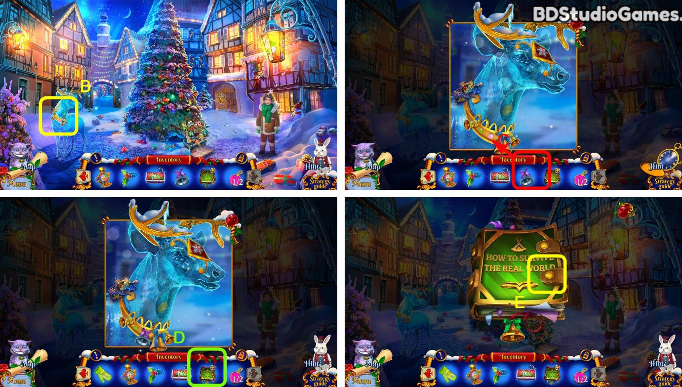 Christmas Stories: Alice's Adventures Walkthrough Screenshot 0019