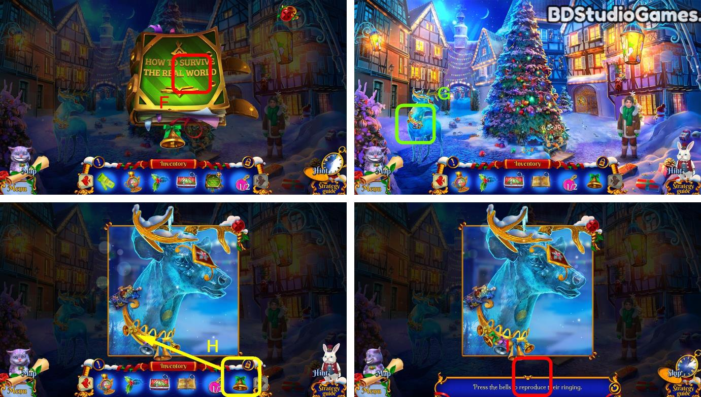 Christmas Stories: Alice's Adventures Walkthrough Screenshot 0020