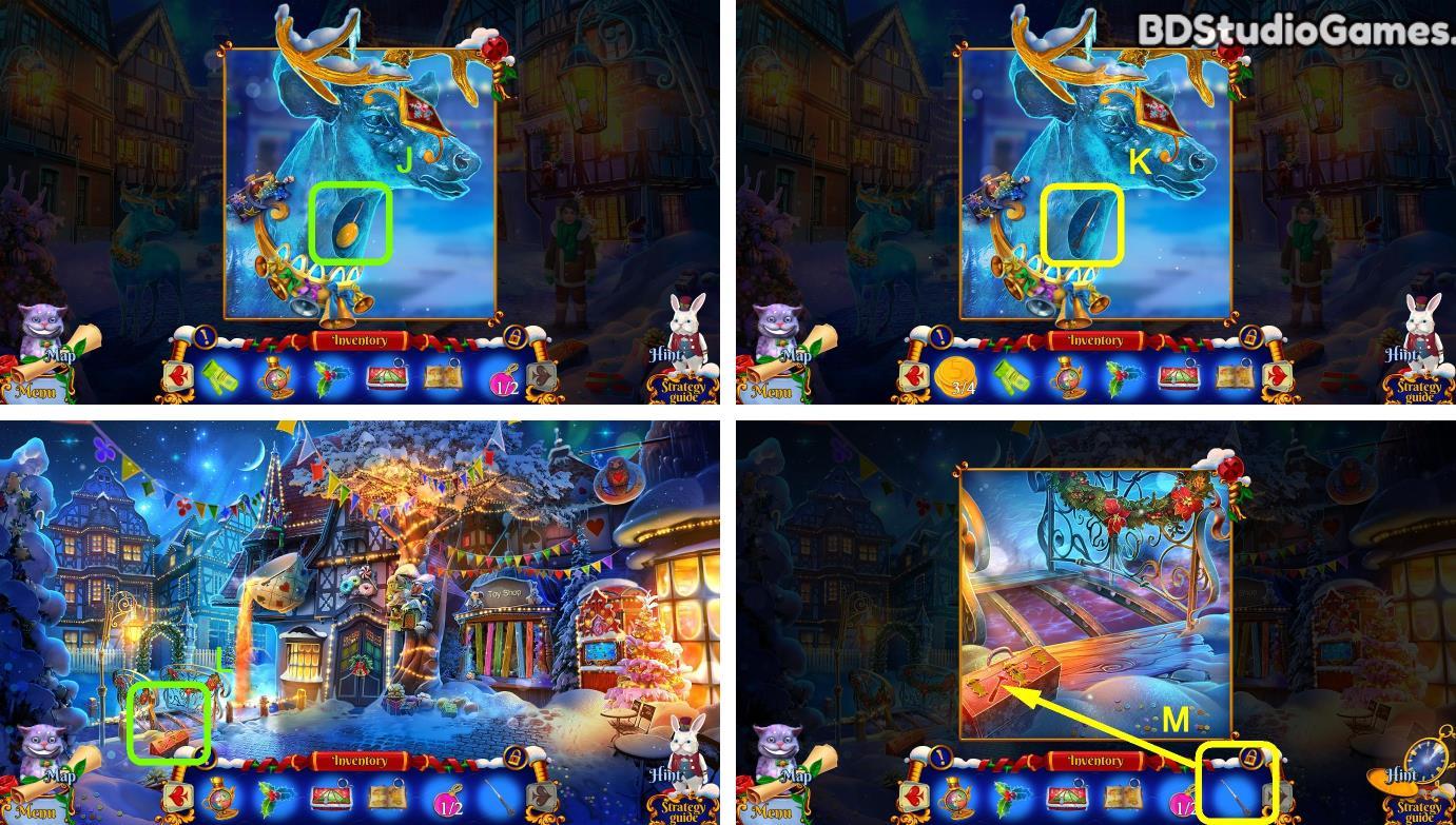 Christmas Stories: Alice's Adventures Walkthrough Screenshot 0021