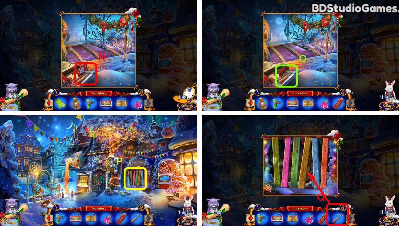 Christmas Stories: Alice's Adventures Walkthrough Screenshot 0022