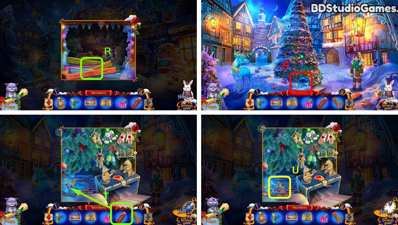 Christmas Stories: Alice's Adventures Walkthrough Screenshot 0023