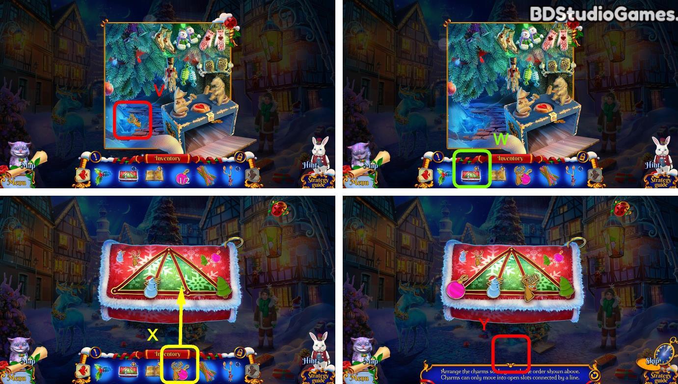 Christmas Stories: Alice's Adventures Walkthrough Screenshot 0024
