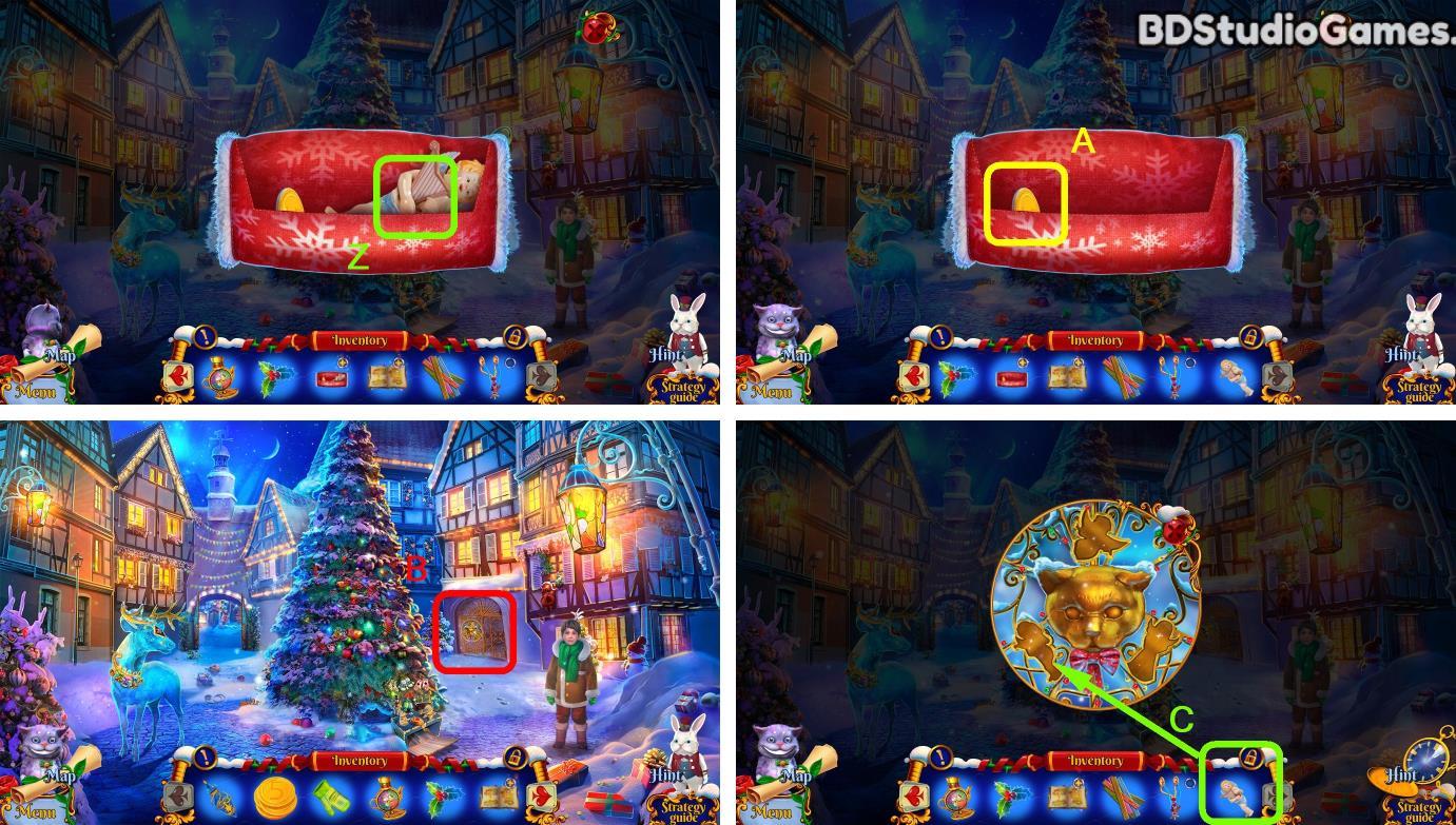 Christmas Stories: Alice's Adventures Walkthrough Screenshot 0025