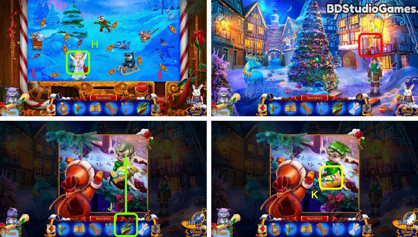 Christmas Stories: Alice's Adventures Walkthrough Screenshot 0027